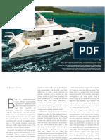 Pacific Motoryacht Magazine -- Leopard 47 Powercat Review