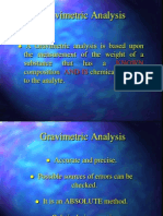 gravimetric
