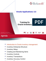 Oracle Inventory Latest Birlasoft