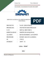 Proyecto Nave Industrial
