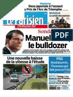 Le Parisien Du Dimanche 6 Octobre 2013