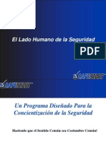 Safestar-el Lado Humano de La Seguridad-el Alma de La Garza
