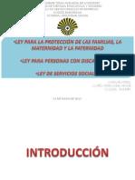 PRESENTACIÓN DEL 1ER. GRUPO DE SEGURIDAD SOCIAL ENVIAR