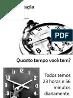 Ernandes Rodrigues - Administração do Tempo
