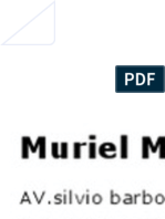 CV Muriel