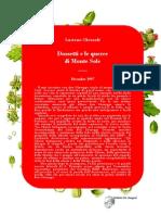 Dossetti e Le Querce Di Monte Sole di Luciano Gherardi, 1997