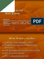 Psicologia Del Self Heinz Kohout