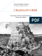 SEL Veneto - Democrazia in crisi