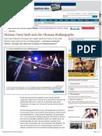 Strahlenfolter Stalking - TI - Miriam Carey hielt sich für Obamas Stalkingopfer - US-Polizei erschießt Frau nach Verfolgungsjagd - welt.de