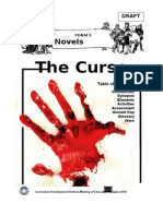 Ministry's Suggested Activities - Form 5 - The Curse