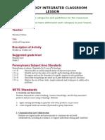 EDU 598+Technology+Lesson+Plan Resp Lesson