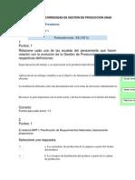 EVALUACIONES CORREGIDAS DE GESTIÓN DE PRODUCCIÓN UNAD