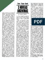 3 Novelas Argentinas