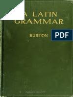 A Latin Grammar (1911)