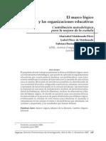 Dialnet-ElMarcoLogicoYLasOrganizacionesEducativasContribuc-2724057