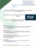 Autores + Citados Na Literatura Sobre Cluster - 1997 - 2008.Txt