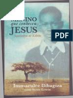 o Menino que conheceu Jesus( ediçao brasileira)
