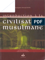 148819268 Introduction a La Civilisation Musulmane Mustayeen Ahmed KHAN