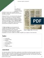 Codex Aleppo – Wikipédia, a enciclopédia livre