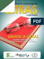 Didatica Geral - Livro
