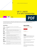 Voxility HP i7 2600 Elite