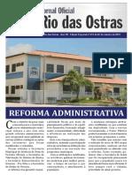 Jornal Oficial - Prefeitura de Rio Das Ostras - 613