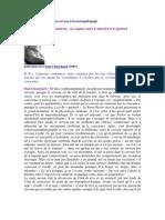 Paul Chauchard - Du cerveau à la neuropédagogie (entretien)