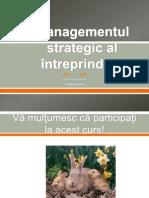 managementul strategic al intreprinderii.ppt