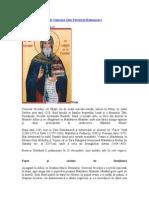 Sfântul Nicodim de la Tismanaj