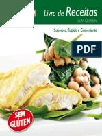 Livro Receitas Sem Gluten Pescanova
