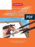 Sketching and Drawing Booklet Spanish