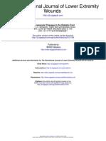 microcirculação no pe diabetico