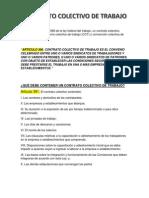 Contrato Colectivo de Trabajo(Mexico)