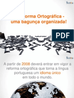 Alterações na Língua Portuguesa.pps