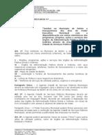PROJETO- DE-LEI - transparência programa