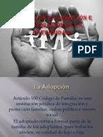 Historia de la adopción Costa Rica