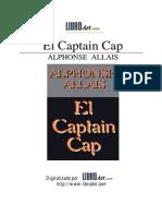 Allais - El Captain Cap