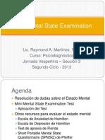 2013.10.04 Mini Mental State Examination