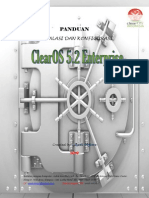 Panduan Instalasi Dan Konfigurasi ClearOS 5.2