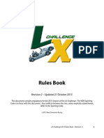2013 LX Challenge Rules Book
