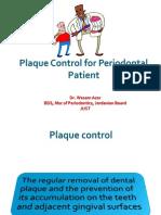 Plaque Control