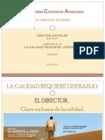 LA CALIDAD REQUIERE LIDERAZGO 10° SEM LESMAT 2.pptx