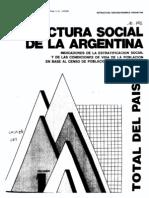 1 Estructura Social