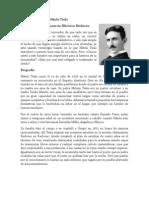 Biografia de Nikola Tesla