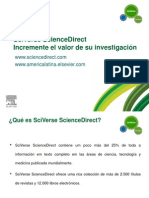 Informe Science Direct