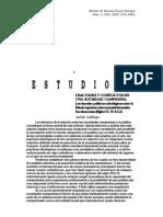 Gallego 1992 Lealtades Conflictos Sociedad Campesina