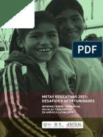 59411753 UNESCO Metas Educativas 2021