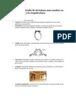 Glosario Ilustrado de términos mas usados en la Ingeniería y la Arquitectura
