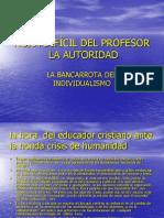 Burgos Profesores Cristianos Reto y Compromiso