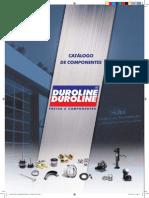Duroline Catalogo Componentes